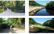 Occoquan pedestrian footbridge is now open