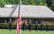 VFW Post 7916, Boy Scouts take part in Memorial Day ceremony at Quantico