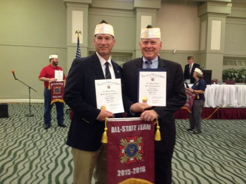 Occoquan VFW Post 7916 wins state awards for community work