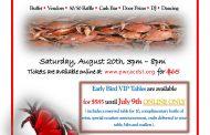 Delta Sigma Theta hosting 'Crab Feast' fundraiser in Dale City, Aug. 20