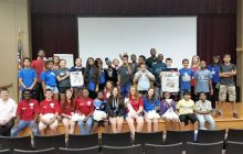Students learn leadership skills at LPW's Summer Youth Academy