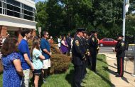 Manassas police honor life of fallen officer, award scholarships