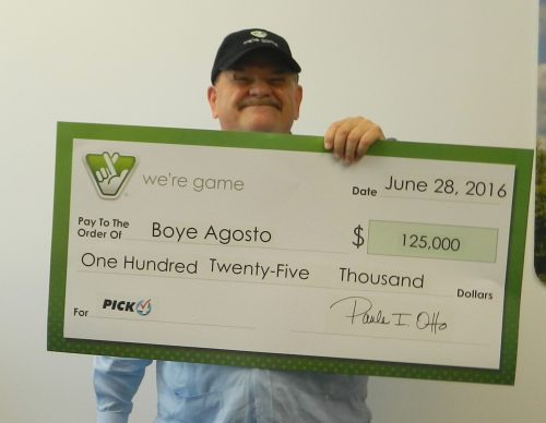 Woodbridge man wins $125K, $7.5M lottery ticket sold in Gainesville