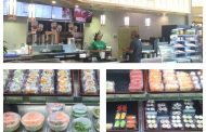 Wasabi Express now open at Manassas Mall food court