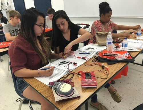 25 Manassas students learn about cybersecurity, thanks to VDOE grant