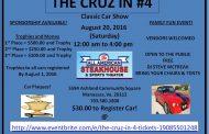 Classic car show in Manassas, Aug. 20