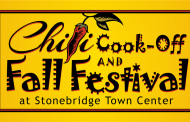 Fall festival, chili cook-off in Woodbridge, Sept. 10