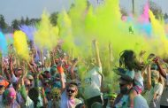 Color Vibe 5K fun run race in Manassas on Sept. 10