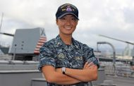 Woodbridge native, Navy ensign takes part in RIMPAC exercise