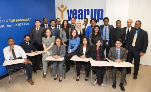 25 Woodbridge students graduate from Year Up technical program
