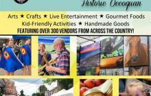 47th annual arts and crafts show in Occoquan this weekend