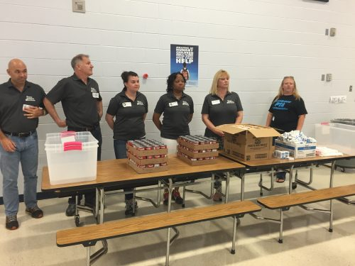 'Blessings in a Backpack' to provide free weekly meals to 50 students in Woodbridge