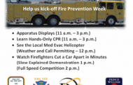 OWL VFD hosting Fire Prevention Week kick off in Woodbridge, Oct. 9