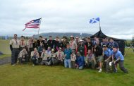Local Boy Scouts take part in Iceland International Jamboree