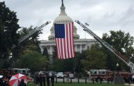 Dale City Volunteer Fire Department honors fallen firefighters in Washington, D.C.