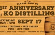 KO Distilling celebrating one-year anniversary with Open House, Sept. 17