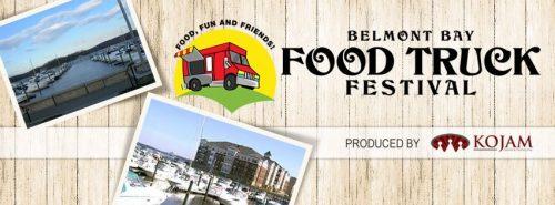 Family-fun & food trucks at Belmont Bay festival, Oct. 22
