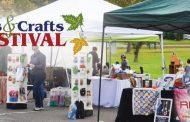 Arts & crafts festival in Manassas Park, Oct. 15