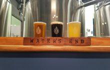 Bikes & beers at Waters End Brewery in Lake Ridge, Oct. 16