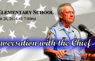 Chat with the Prince William police chief in Manassas, Oct. 26