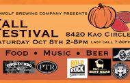 BadWolf Brewing hosts Fall Festival this Saturday in Manassas