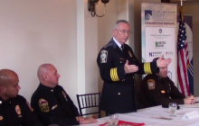 Law enforcement talks diversity, body cameras at Prince William Chamber panel