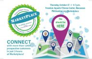 Free food and fun at the Marketplace community event in Manassas, Oct. 27