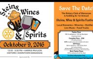 Get your steins, wines & spirits at Manassas festival, Oct. 9