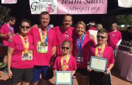 Woodbridge family raises $20K for Team Sadie, Johns Hopkins