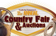 Youth for Tomorrow hosts country fair and live auction to raise funds