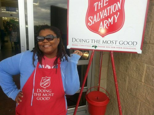Prince William Salvation Army needs volunteers for holiday season
