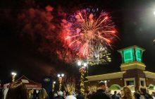 Holiday celebration, fireworks display in Gainesville tomorrow
