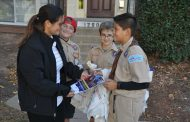 Help Prince William Boy Scouts collect more than 45K pounds of food for area's hungry
