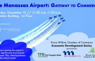 Manassas Airport: Gateway of commerce for the area