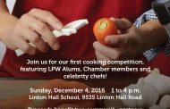 'Gourmet Guys' face off in cooking challenge in Bristow, Dec. 4