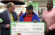 Bristow man wins $7.5M from Virginia Lottery jackpot