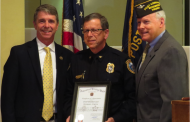 Occoquan VFW Post 7916 honors Congressman Wittman, Police Chief Levi