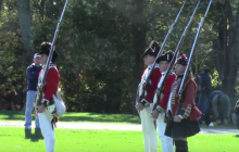 """History came alive for """"Early Days"""" demonstration at Rippon Lodge in Woodbridge"""