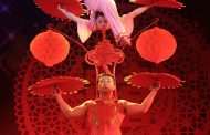 High-flying Shanghai Acrobats perform in Manassas, Nov. 12