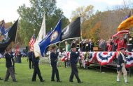 1,000+ gather for Veterans Day Ceremony at Quantico Marine Corps Base