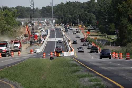 I-95 ramp in Stafford closed Nov. 12,13 for paving project