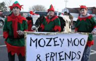 See Santa at the Nokesville Christmas Parade this Saturday