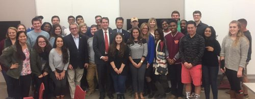 Senator McPike launches 'Young Leaders Program' for Prince William students