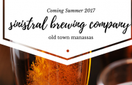 Sinistral Brewing Company to open brewery in Manassas in 2017