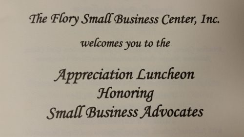 Flory Center honors small business advocates in Prince William