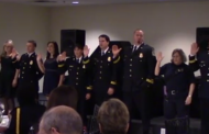 Dale City Volunteer Fire Department recognizes volunteer staff at awards dinner