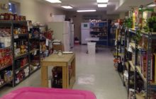Haymarket Regional Food Pantry gets a new 'temporary' home
