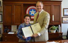 Manassas student Riley Kotlus chosen for Virginia House Page Program