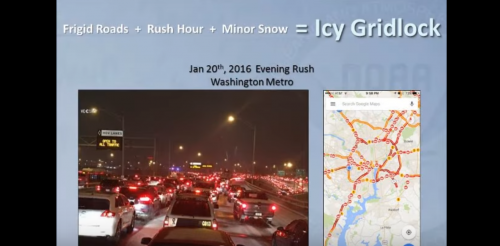 National Weather Service to issue new winter weather alerts for commuters