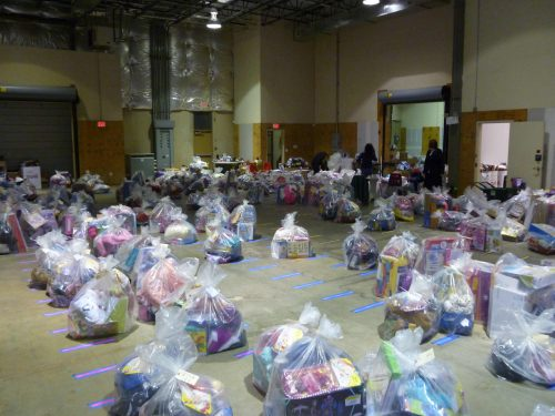 Prince William Salvation Army to deliver Christmas gifts to 1,199 ...